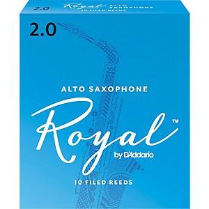 Rico Royal Alto Saxophone Reeds by Rico Royal