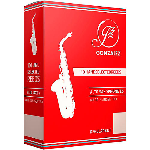 Gonzalez Alto Saxophone Reeds-thumbnail