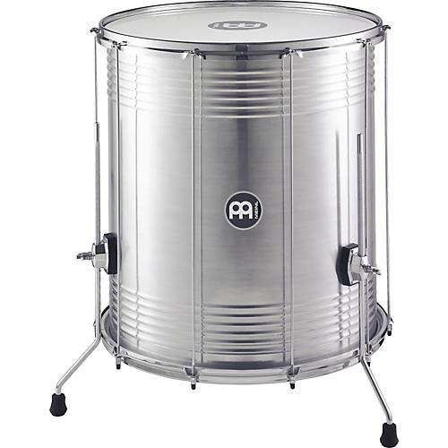 Meinl Aluminum Surdo with Legs Silver 22 In X 24 In