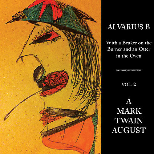Alliance Alvarius B. - With A Beaker On The Burner & An Otter In Oven 2