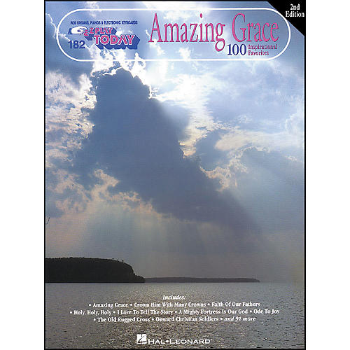 Hal Leonard Amazing Grace 2nd Edition E-Z Play 182-thumbnail