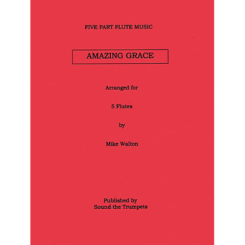 Carl Fischer Amazing Grace (Book + Sheet Music)