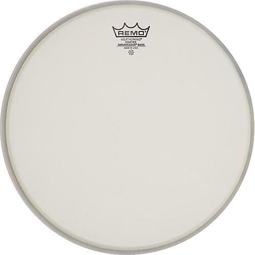 Remo Ambassador Coated Bass Drum Heads-thumbnail