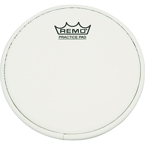 Remo Ambassador Coated Practice Pad Head  6 IN