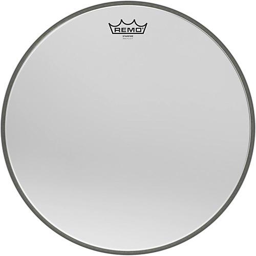 Remo Ambassador Starfire Chrome Bass Drumhead 16 in.