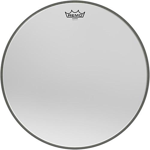Remo Ambassador Starfire Chrome Bass Drumhead 26 in.-thumbnail