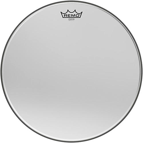 Remo Ambassador Starfire Chrome Tom Head-thumbnail