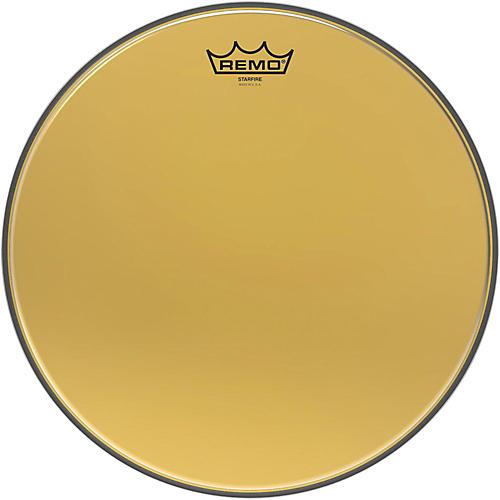Remo Ambassador Starfire Gold Drum Head 14 in.