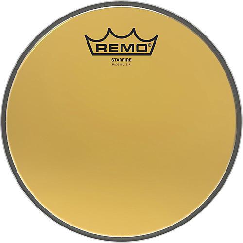 Remo Ambassador Starfire Gold Drum Head 8 in.