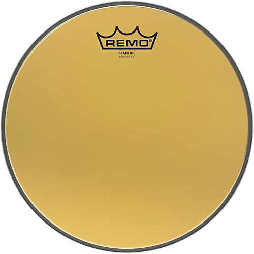 Remo Ambassador Starfire Gold Tom Head