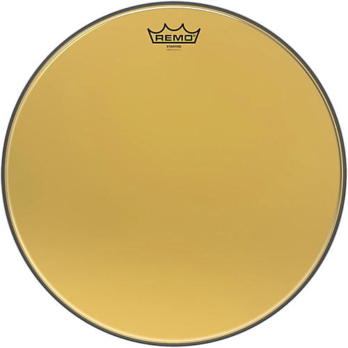 Remo Ambassador Starfire Gold Tom Head-thumbnail