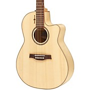 Seagull Amber Trail CW Folk SG Acoustic-Electric Guitar