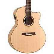 Seagull Amber Trail CW Mini Jumbo SG Acoustic-Electric Guitar