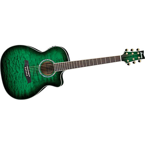Ibanez Ambiance Series A300E Acoustic-Electric Guitar-thumbnail