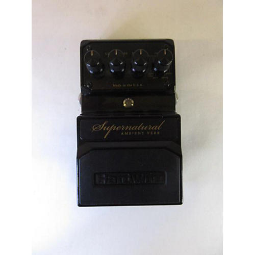 Supernatural Ambient Verb Effect Pedal