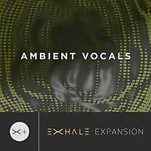 Output Ambient Vocals Expansion Pack - For Output EXHALE