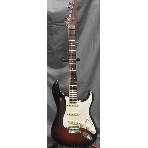 Fender American American Standard Stratocaster Special Edition Rosewood Neck Solid Body Electric Guitar 3 Tone Sunburst Solid Body Electric Guitar