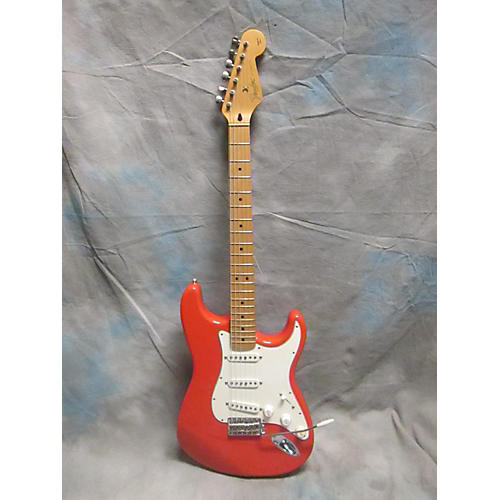 Fender American California Stratocaster Solid Body Electric Guitar-thumbnail