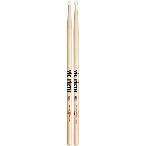 Vic Firth American Classic Hickory Drumsticks Nylon Rock-thumbnail