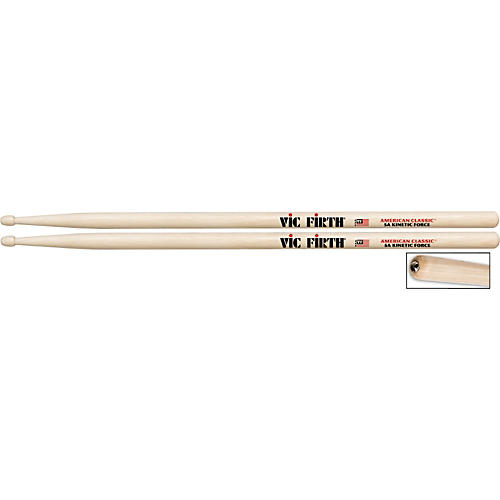 Vic Firth American Classic Kinetic Force Drumsticks 5A Wood