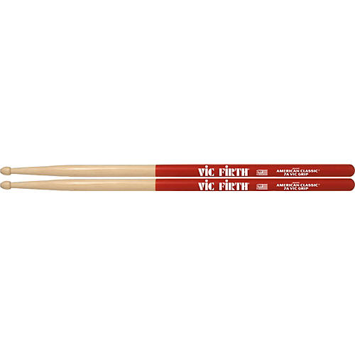 Vic Firth American Classic Vic Grip Hickory Drumsticks
