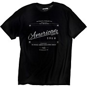 DW American Custom T-Shirt Black