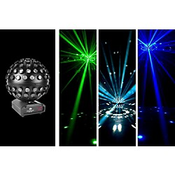American DJ Spherion LED Tri Color Lighting Fixture