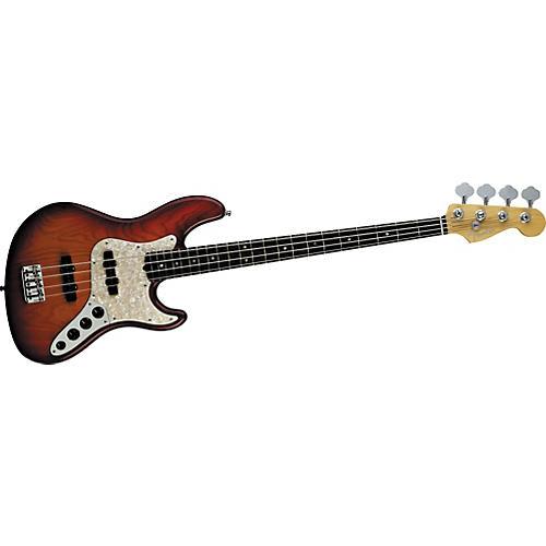 Fender American Deluxe Ash Jazz Bass