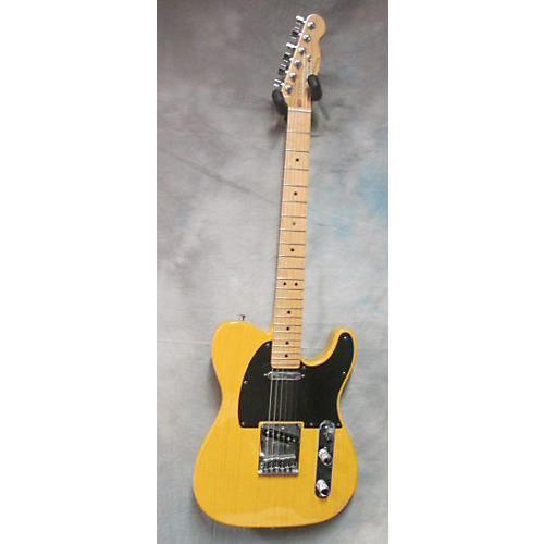 Fender American Deluxe Ash Telecaster Solid Body Electric Guitar
