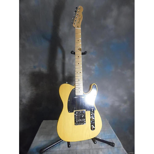 Fender American Deluxe Ash Telecaster Solid Body Electric Guitar-thumbnail