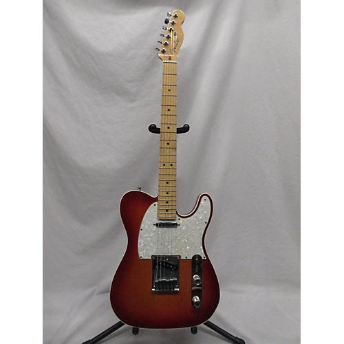 used fender american deluxe ash telecaster solid body electric guitar guitar center. Black Bedroom Furniture Sets. Home Design Ideas