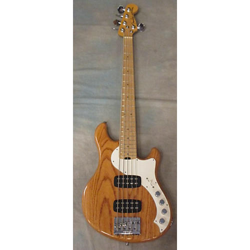 Fender American Deluxe Dimension Bass V HH Electric Bass Guitar-thumbnail