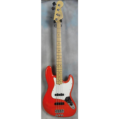 Fender American Deluxe Jazz Bass Electric Bass Guitar-thumbnail
