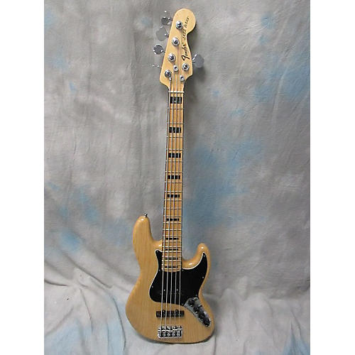 Fender American Deluxe Jazz Bass Electric Bass Guitar-thumbnail