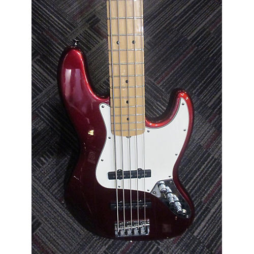 Fender American Deluxe Jazz Bass V 5 String Electric Bass Guitar