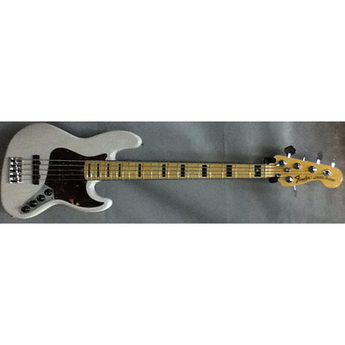 Fender American Deluxe Jazz Bass V Ash Electric Bass Guitar-thumbnail