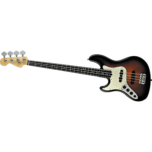 Fender American Deluxe Left-Handed Jazz Bass