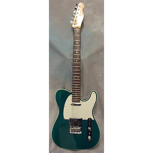 Fender American Deluxe Power Telecaster Solid Body Electric Guitar-thumbnail