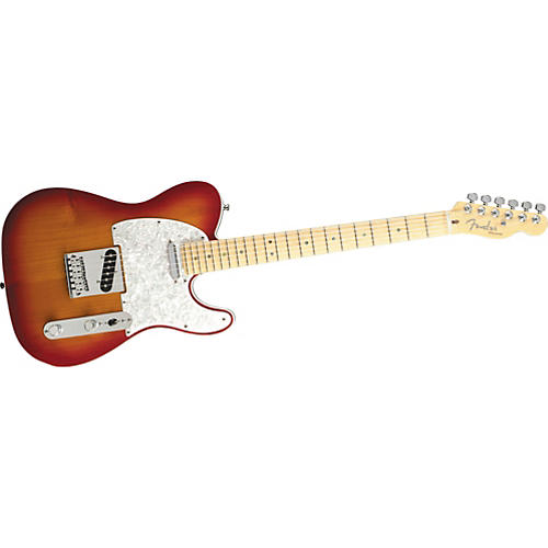 Fender American Deluxe Series Telecaster Electric Guitar