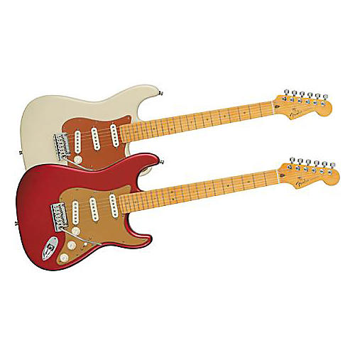 Fender American Deluxe Strat V-Neck Electric Guitar-thumbnail