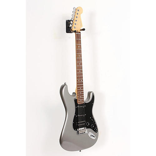 Fender American Deluxe Stratocaster HSS Electric Guitar Tungsten 886830977695