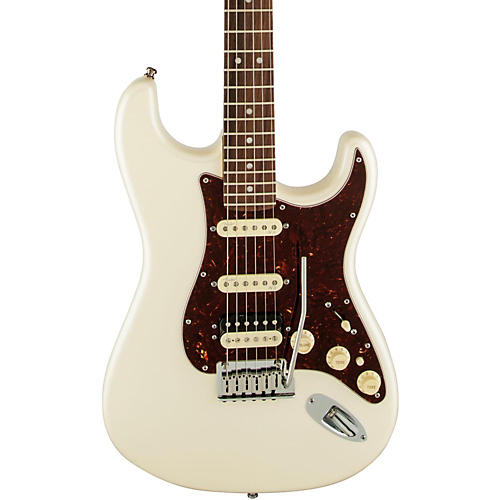 Fender American Deluxe Stratocaster HSS Shawbucker Rosewood Fingerboard Electric Guitar