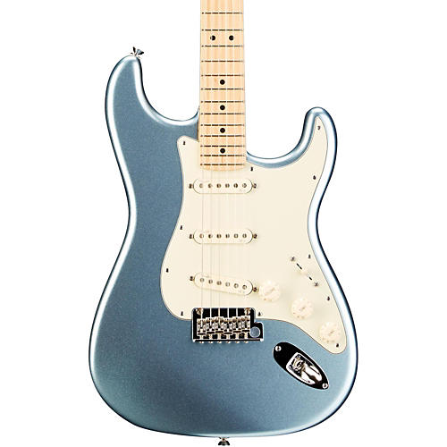Fender American Deluxe Stratocaster Plus Electric Guitar Ice Blue Metallic