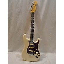 Fender American Deluxe Stratocaster SSS Solid Body Electric Guitar