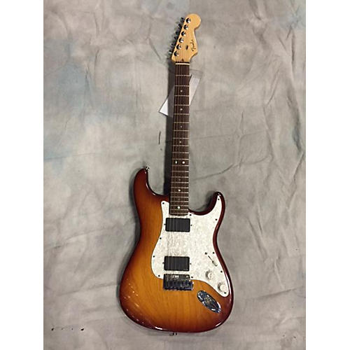 Fender American Deluxe Stratocaster Solid Body Electric Guitar-thumbnail