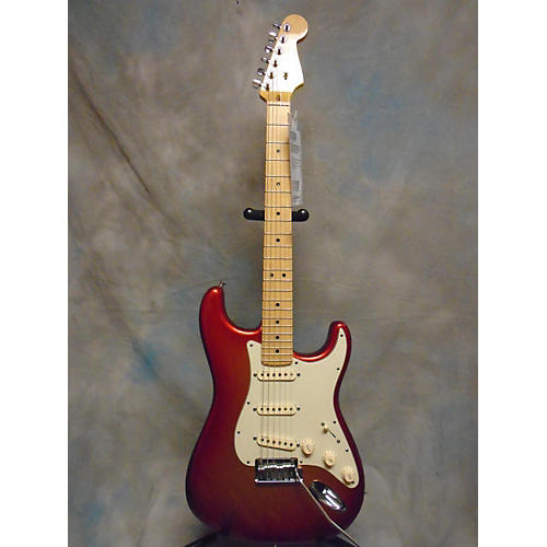 Fender American Deluxe Stratocaster Solid Body Electric Guitar