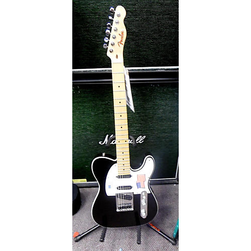 Fender American Deluxe Tele Body W/ Partscaster Neck Solid Body Electric Guitar-thumbnail