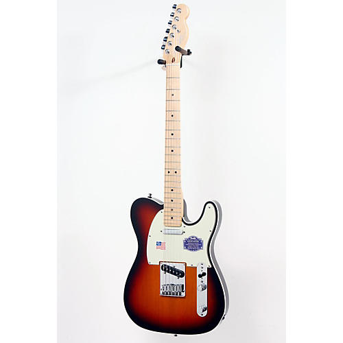Fender American Deluxe Telecaster Electric Guitar 3-Color Sunburst 888365016290