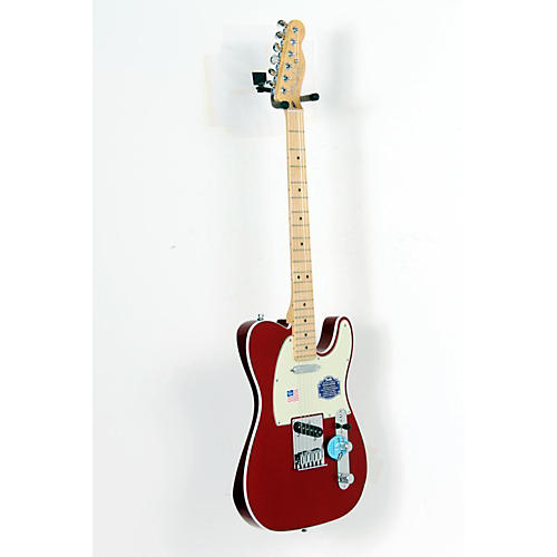 Fender American Deluxe Telecaster Electric Guitar Candy Apple Red 888365137889