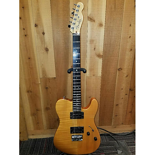 Fender American Deluxe Telecaster HH FMT Solid Body Electric Guitar